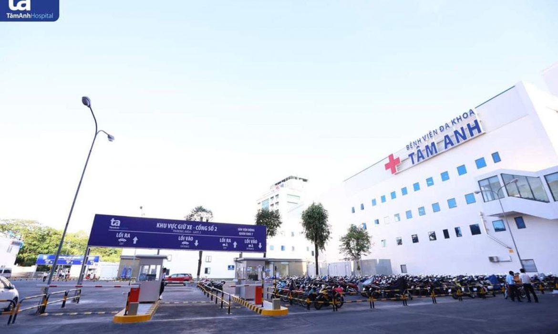 Tâm Anh Hospital -HCM