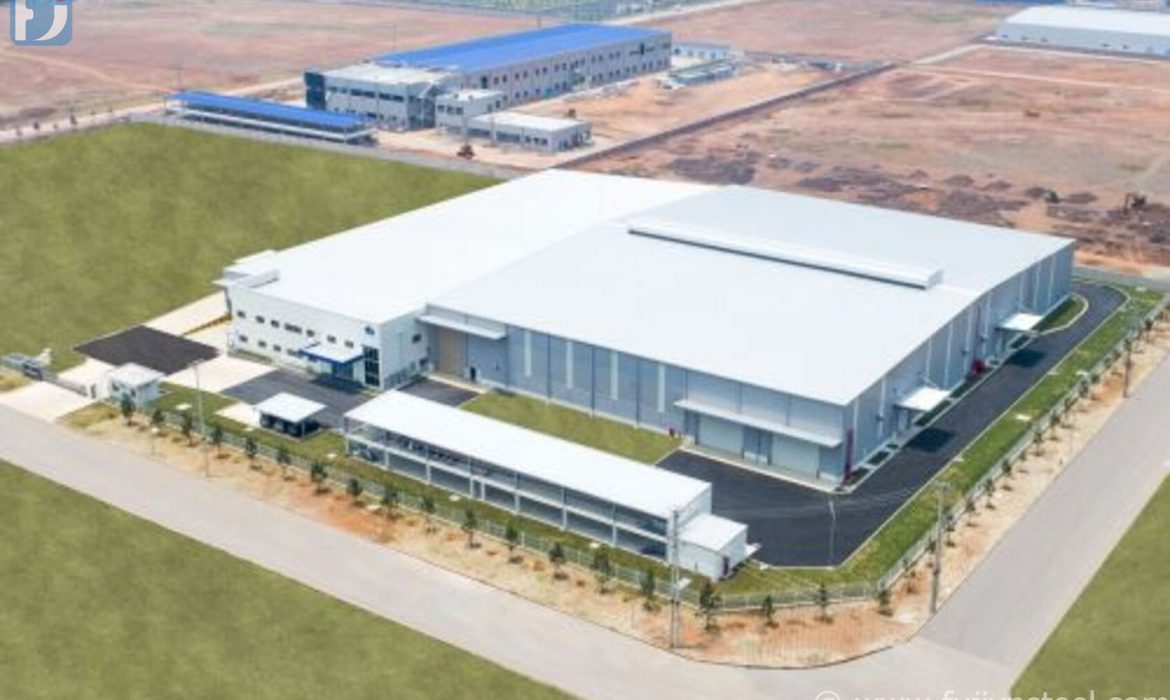 TKR manufacturing phase 2 extension