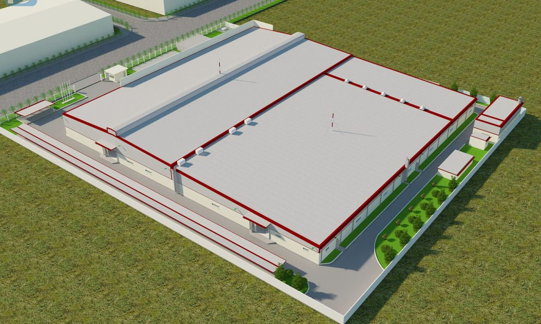 BYRON Vietnam Factory Phase 2