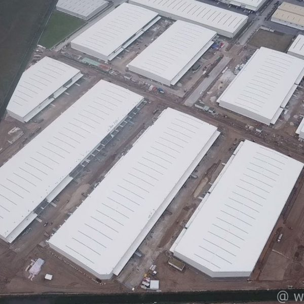Mapletree logistic warehouse