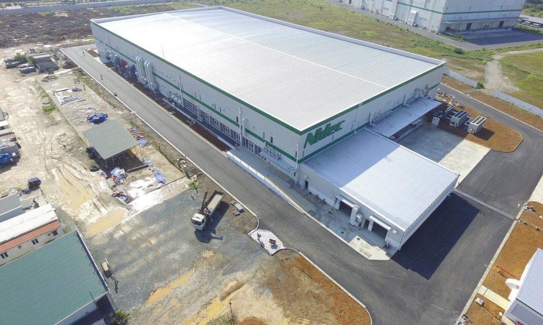 NIDEC Chouchong Viet Nam Factory (Phase 1)