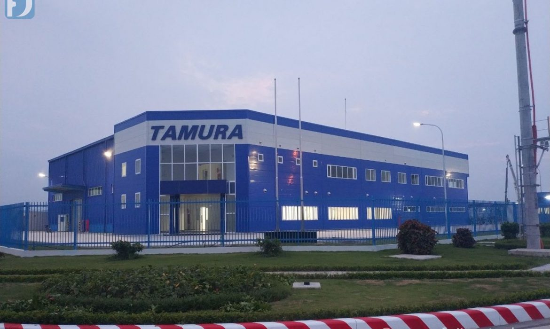 Tamura factory phase 1