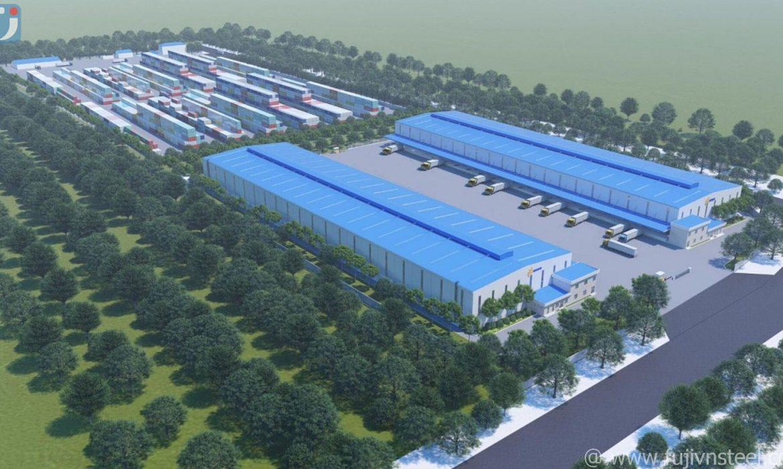 Pantos-Hai An Logistic center -CFS warehouse