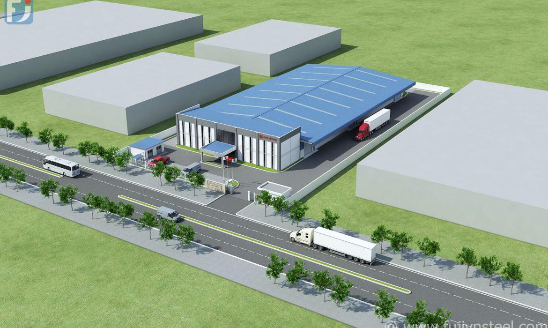 IWK Vietnam Factory