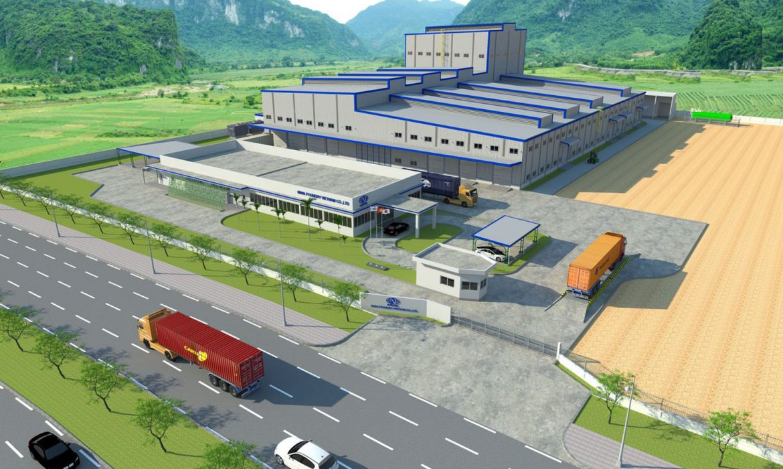 NIWA Hydraulic Compoment factory