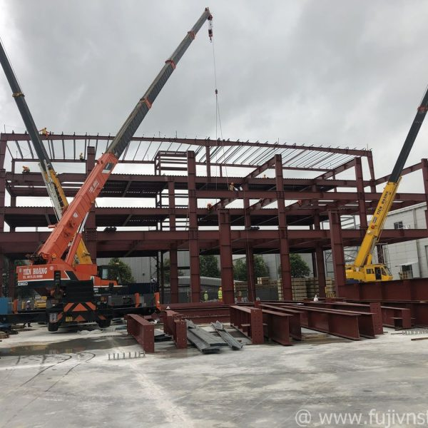 Ohsung Vina Factory Phase 2 Project
