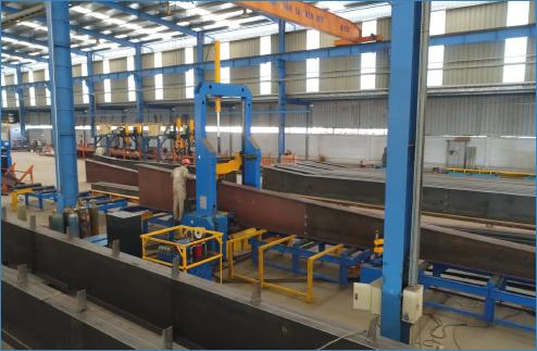 Giới thiệu nhà máy